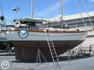 Used Union 36 Mark II Cutter Sailboat For Sale