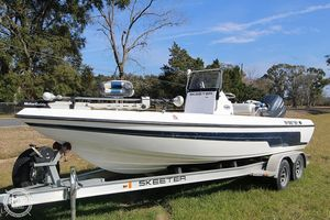 Used Skeeter zx2250 Bay Boat For Sale