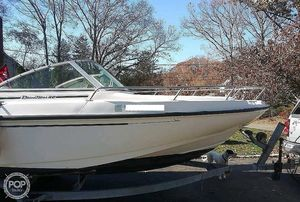 Used Boston Whaler Dauntless 20 Bowrider Boat For Sale