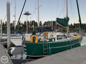 Used Pan Oceanic 38 Sloop Sailboat For Sale