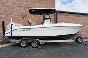 Used Century 2301 Center Console2301 Center Console Center Console Fishing Boat For Sale