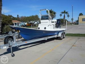 Used Jh Performance B-240 Flats Fishing Boat For Sale