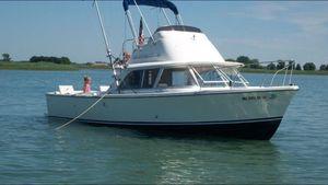 Used Bertram 31 Flybridge Cruiser31 Flybridge Cruiser Flybridge Boat For Sale