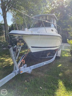 Used Seaswirl Striper 2300 WA Walkaround Fishing Boat For Sale