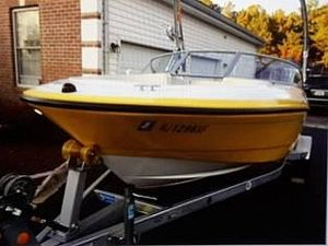 Used Vectra 192 I/O Ski and Wakeboard Boat For Sale