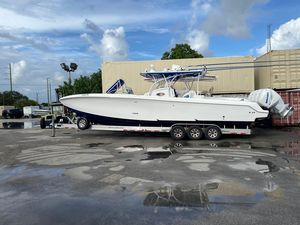 Used Nor-Tech 392392 Center Console Fishing Boat For Sale