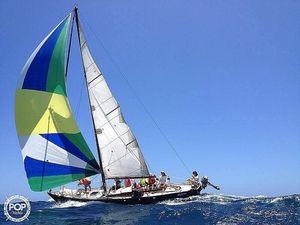 Used Homebuilt Gene Wells Cutter 36 Cutter Sailboat For Sale