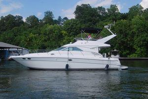 Used Sea Ray 400 Sedan Bridge400 Sedan Bridge Cruiser Boat For Sale