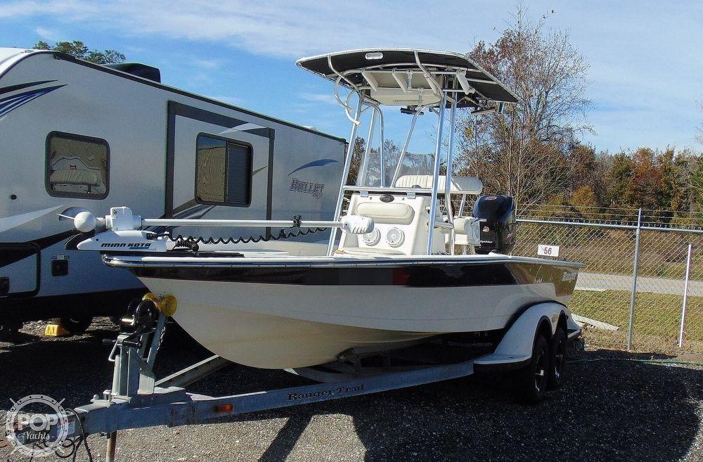 2001 Used Ranger Boats 2180 Bay Boat For Sale 25 900