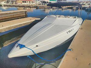 Used Baja OUTLAW 23 Mercury 383 Swim PlatformOUTLAW 23 Mercury 383 Swim Platform Cuddy Cabin Boat For Sale