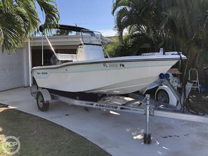 Used Sea Born NX17 Bay Boat For Sale
