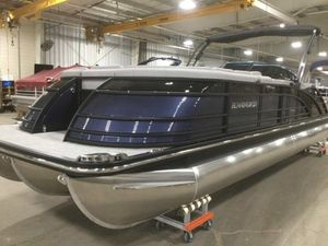 New Bennington 25QSBWA25QSBWA Pontoon Boat For Sale