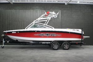 Used Correct Craft NAUTIQUE 236 ZR6 Runabout Boat For Sale