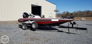 Used Nitro 591 Nitro Bass Boat For Sale