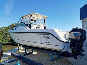Used Boston Whaler 295 Conquest Walkaround Fishing Boat For Sale