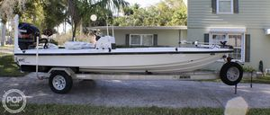 Used Back Country 201 Pro Guide Flats Fishing Boat For Sale
