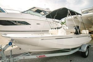 New Boston Whaler 170 Montauk Sports Fishing Boat For Sale