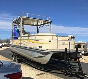 Used Veranda V25HT Pontoon Boat For Sale