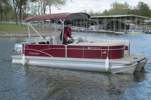 Used Manitou Aurora LE 22 AnglerAurora LE 22 Angler Pontoon Boat For Sale