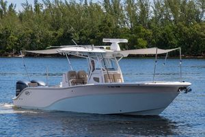 Used Sea Fox 288 Commander288 Commander Center Console Fishing Boat For Sale