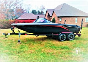 Used Nautique SKI 200 Mapple Icon Edition Ski and Wakeboard Boat For Sale