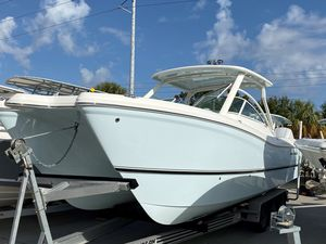 New World Cat 296 DC296 DC Dual Console Boat For Sale