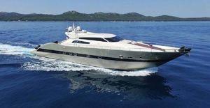 Used Tecnomar Velvet 90 Motor Yacht For Sale