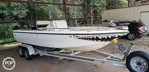 Used Century 2101 Bay Boat For Sale