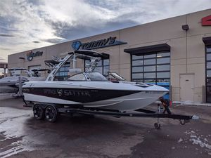 Used Malibu 23 LSV WAKESETTER23 LSV WAKESETTER Ski and Wakeboard Boat For Sale