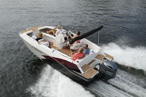 New Starcraft SVX 191SVX 191 Deck Boat For Sale