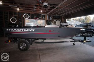Used Tracker Pro Guide V16 SC Bass Boat For Sale