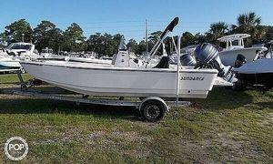Used Sundance DX20 Skiff Fishing Boat For Sale