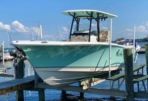 Used Nauticstar Center Console Fishing Boat For Sale