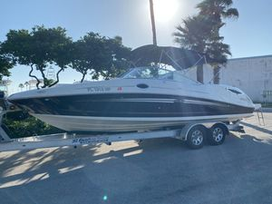 Used Sea Ray 290 Bow Rider290 Bow Rider Bowrider Boat For Sale