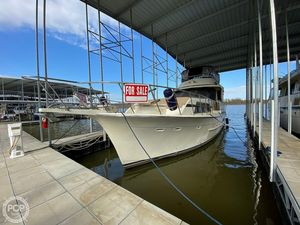Used Jefferson Monticello 52 Aft Cabin Boat For Sale