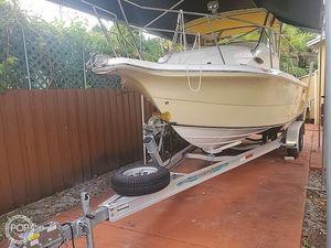 Used Sea Fox 230 WA Walkaround Fishing Boat For Sale