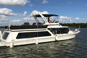 Used Bluewater Yachts 51 Coastal Cruiser51 Coastal Cruiser House Boat For Sale