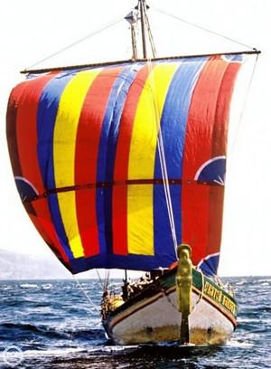 Used Custom Made Viking Style 55 Sloop Sailboat For Sale