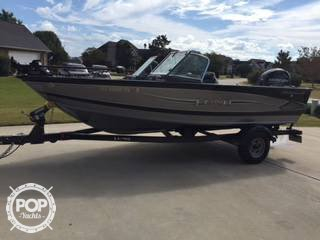 Used Lund 1775 Crossover XS Aluminum Fishing Boat For Sale