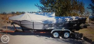 Used Almar 22 Aluminum Fishing Boat For Sale