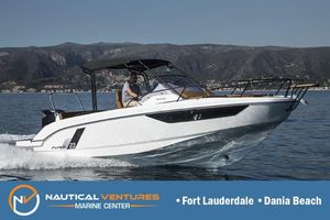 New Beneteau America Flyer 23 SundeckFlyer 23 Sundeck Cuddy Cabin Boat For Sale