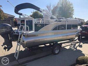 Used Bennington 188 Sl Pontoon Boat For Sale