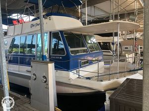 Used Chris-Craft 46 Aqua Home House Boat For Sale