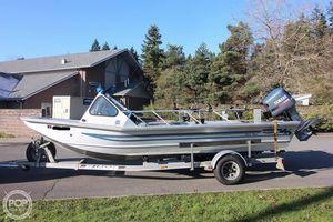 Used Wooldridge Xtra Plus Aluminum Fishing Boat For Sale