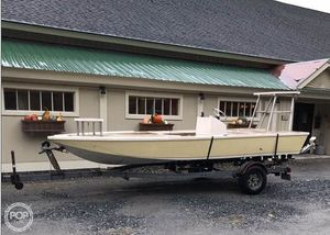 Used Bateau Phantom 18 Flats Fishing Boat For Sale
