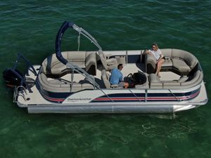 New Berkshire 23RFX STS23RFX STS Pontoon Boat For Sale