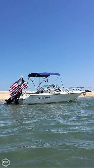 Used Key West DC 2020 Bowrider Boat For Sale