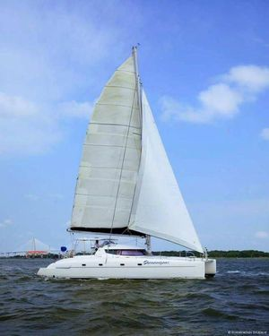 Used Fountaine Pajot Bahia 46 Catamaran Sailboat For Sale