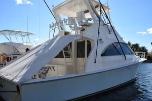 Used Ocean Yachts 45 Super Sport Saltwater Fishing Boat For Sale