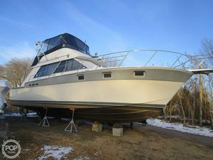Used Silverton 40 Convertible Sports Fishing Boat For Sale